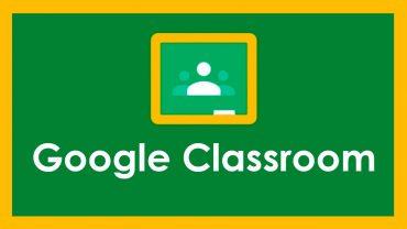 Videoconferencias para familias sobre Google Classroom