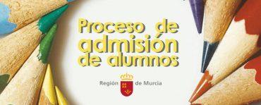 Publicadas las instrucciones de Admisión para el curso 2021-2022