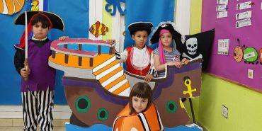 Una aventura pirata