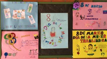 8 de marzo: día internacional de la mujer