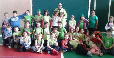 Los alumnos de 3º participan en las actividades lúdico-deportivas municipales