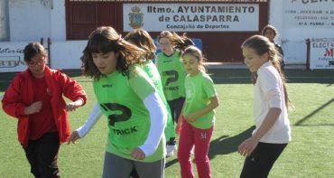 Los alumnos de 5º participan en las Jornadas lúdico-deportivas municipales