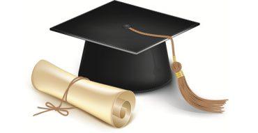 Acto de graduación de los alumnos de 6º