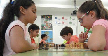 El ajedrez como alternativa al libro de matemáticas