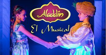 Aladdín – El Musical: Disponible en YouTube