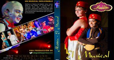 Descarga Aladdín, El Musical, en DVD y Alta Definición (HD)