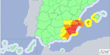 Este jueves 12 todos los colegios de la Región estarán cerrados por alerta meteorológica
