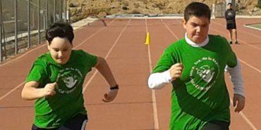Pruebas de atletismo de 5º curso
