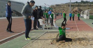 Atletismo 5º