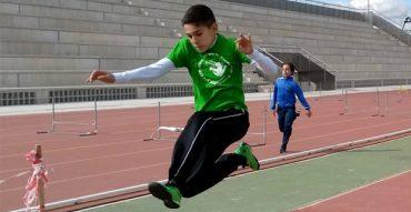 Atletismo 6º