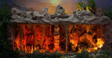 Belén en la Cueva del Puerto