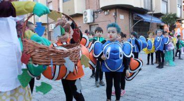 «En el fondo del mar» para el Carnaval 2015