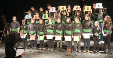 Magnífico concierto con motivo de Santa Cecilia