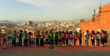 Salida «Conoce tu localidad», Infantil 4 años