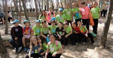 Convivencia bilingüe 2014