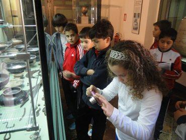 Visita a Mula de los alumnos del 3er Ciclo