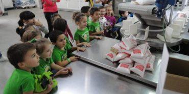 Visita de 4 años a la Cooperativa Arroz