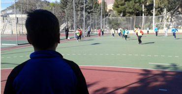 Deporte escolar 4º