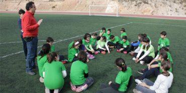 Atletismo escolar 6º