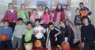 Los alumnos de 6º participan en las Jornadas lúdico-deportivas municipales
