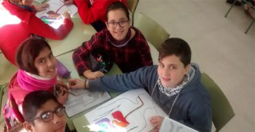DIGESTIVE SYSTEM PROJECTS 5º