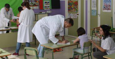 Trabajo con el traumatólogo D. Fernando Santonja