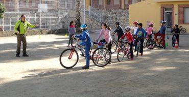 Semana de la bicicleta y de la E. Vial en el C.E.I.P. Ntra. Sra. de la Esperanza