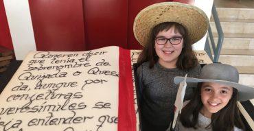 Visitamos la exposición sobre el Quijote en la Casa de la Cultura