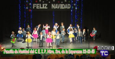 Festival de Navidad 2015 (vídeo)