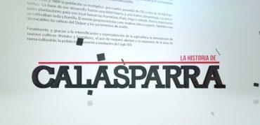 Tarea 1: La historia de Calasparra