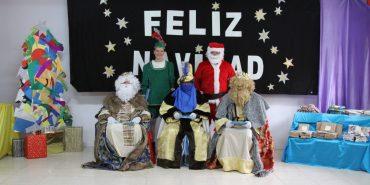 Reyes y Papá Noel 2019