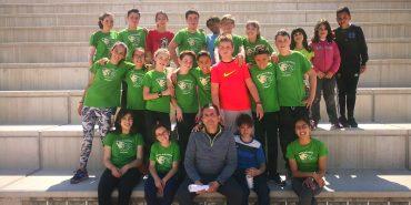Deporte Escolar: Atletismo 6º