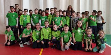 Deporte Escolar con 3º de Primaria