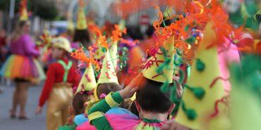 Desfile de carnaval 2020