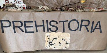 La Prehistoria en 4º
