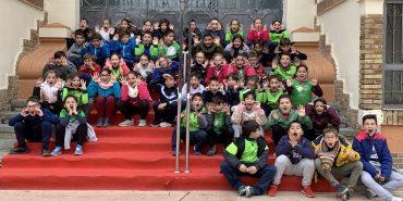 Visita a La Unión y a Cartagena de 3º y 4º