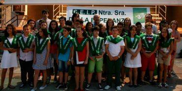 Fotos fiesta graduación alumnos de sexto