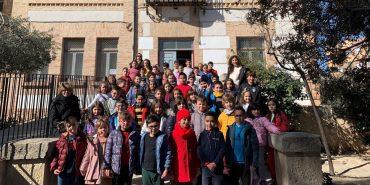 Visita a la Bilbioteca Municipal 1º y 2º