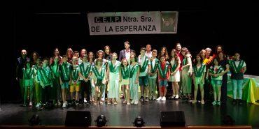 Acto de graduación de la promoción 2010-2019