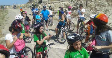 5º de marcha cicloturista por el Santuario