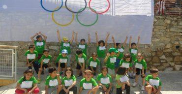 Mini olimpiadas de Infantil
