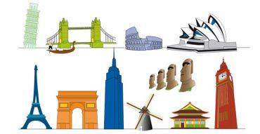 Monuments presentation