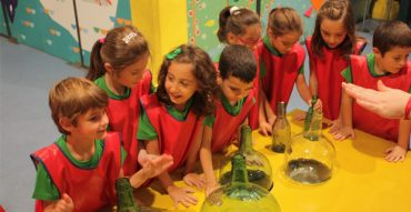 1º y 2º visitan el museo de la Ciencia y el Agua y el Acuario de Murcia