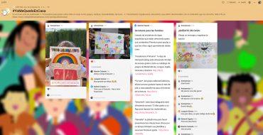 #YoMeQuedoEnCasa – Muro de ideas y actividades para hacer en casa