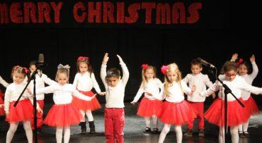 Vídeos concierto de Santa Cecilia y función de Navidad