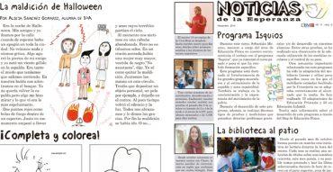 Ya disponible un nuevo número de Noticias de la Esperanza