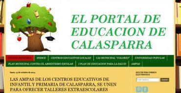 Actividades organizadas por el Grupo de Educación para la Salud de Calasparra