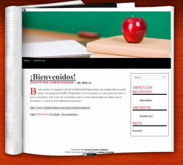 La Editorial Esperanza inicia su andadura