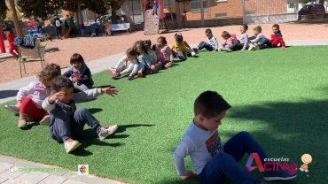 Reto de marzo para Escuelas Activas