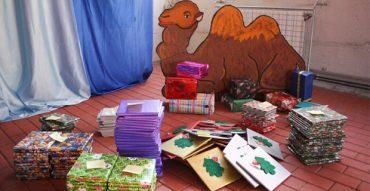 Con la visita de los Reyes os deseamos ¡Feliz Navidad!